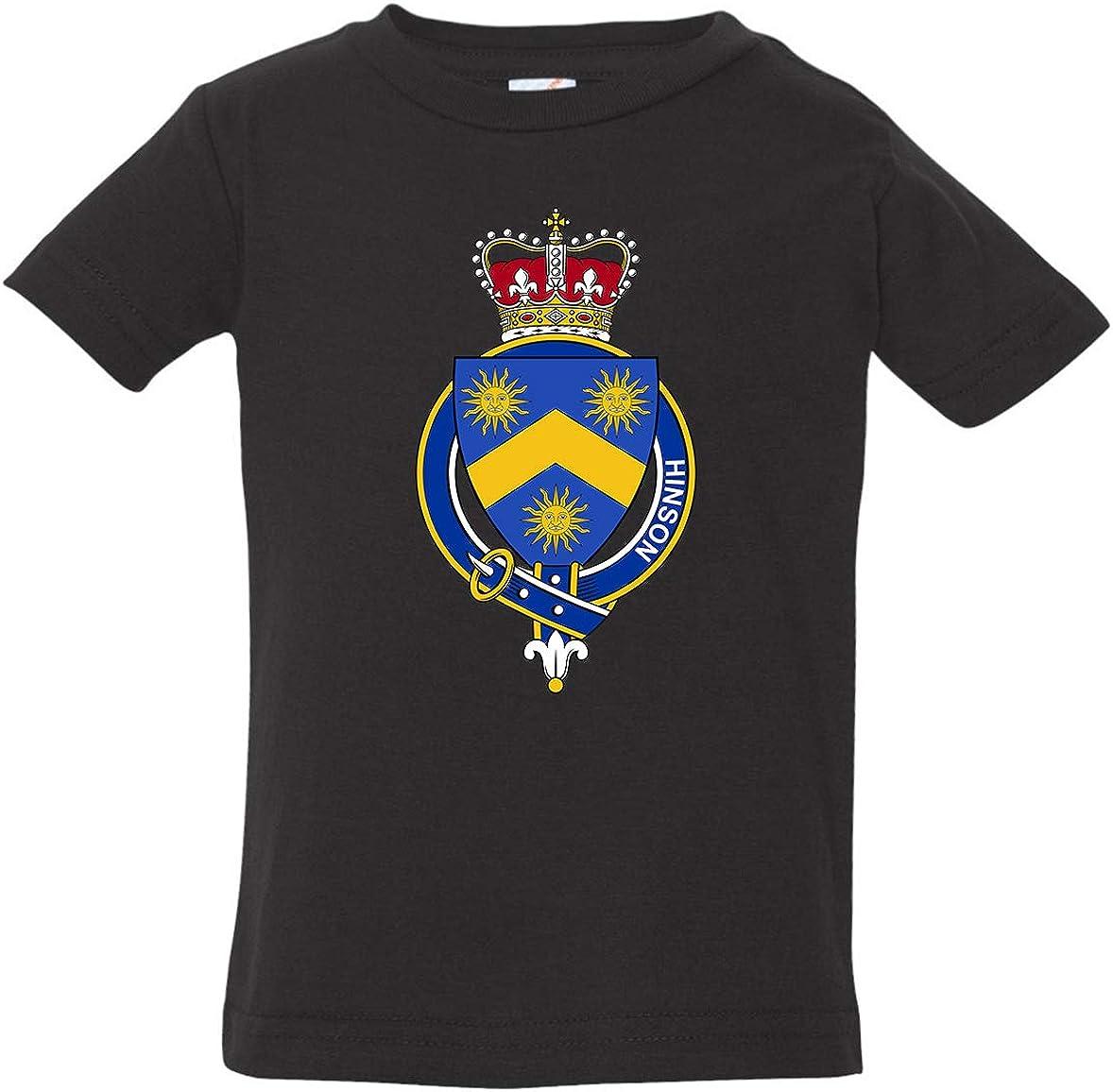 Tenacitee Babys English Garter Family Hinson Shirt