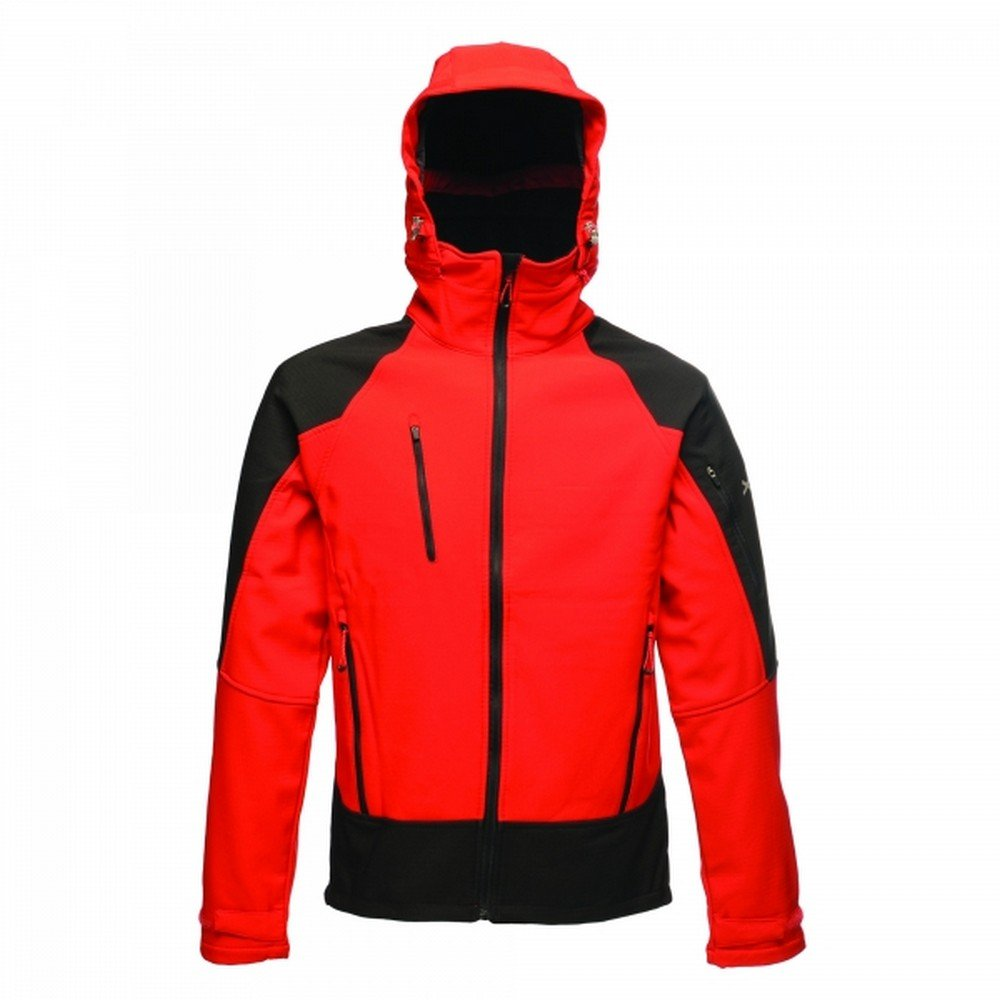 Regatta Mens PowerGrid 3 Layer Jacket