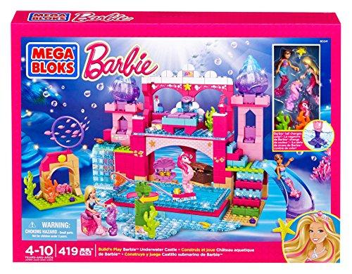 (Mega Bloks Barbie's Underwater)