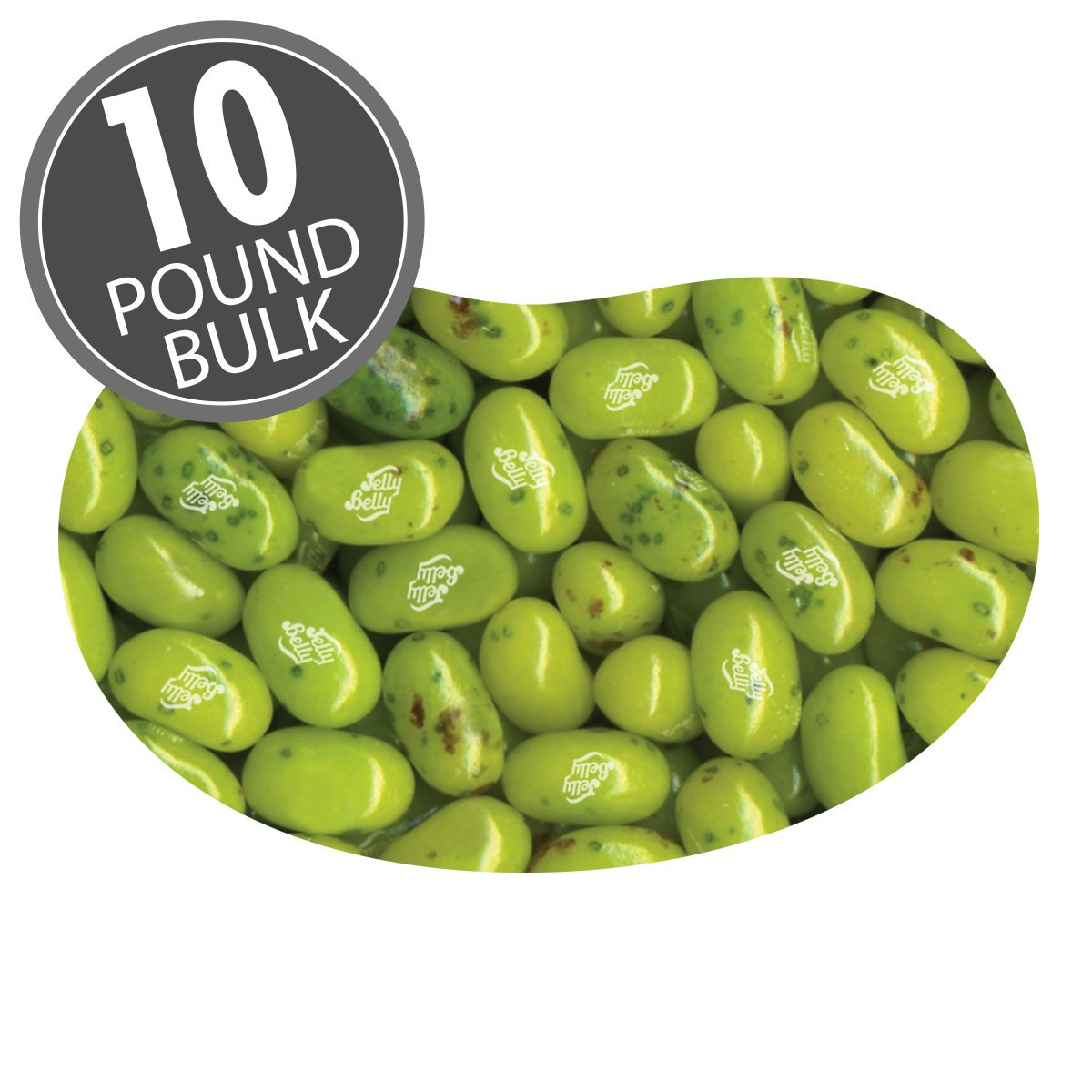 Jelly Belly Juicy Pear Jelly Beans, 10-Pound Box by Jelly Belly