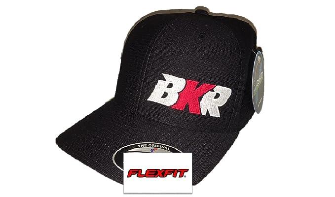 81f722e143c Amazon.com  NASCAR Brad Keselowski Racing Flexfit Hat - Team BKR ...
