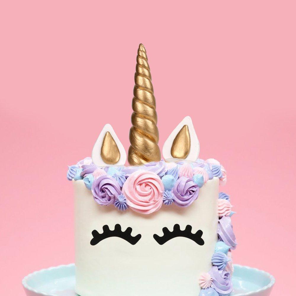 Cool Amazon Com Luter Bigger Size Handmade Unicorn Birthday Cake Funny Birthday Cards Online Alyptdamsfinfo