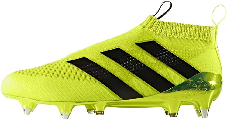 adidas Chaussures Ace 16 + Purecontrol SG Football Jaune