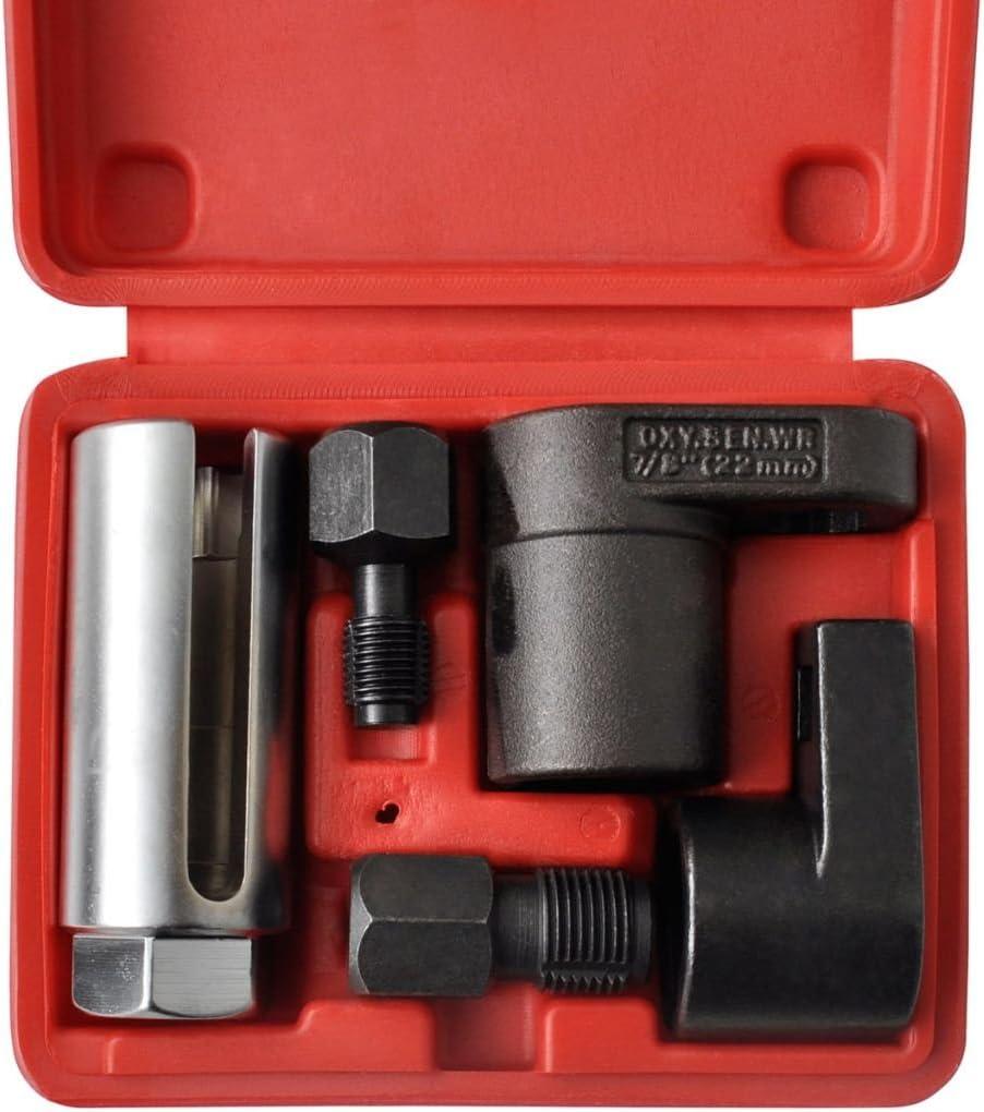 vidaXL Oxygen Sensor /& Thread Chaser Set Car Vehicle Hand Tool