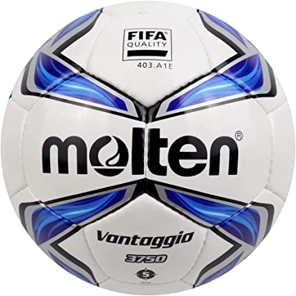 MOLTEN Fußball F5V3750 - Balón de fútbol, Color Multicolor (weiß ...