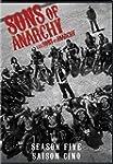 Sons of Anarchy: Season Five (Bilingual)