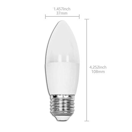 Aigostar Bombilla LED E27