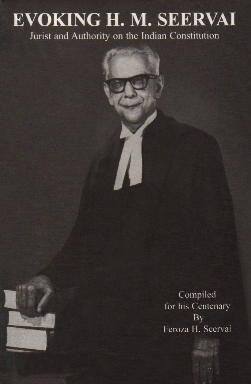 Download Evoking H.M. Seervai: Jurist and Authority on the Indian Constitution pdf epub