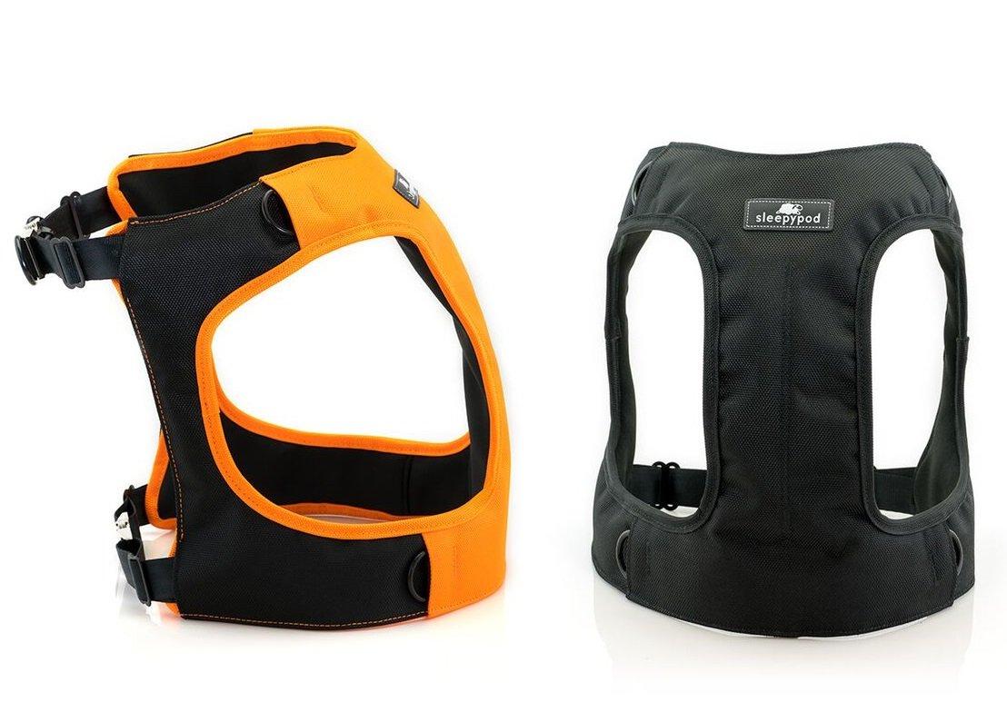 Clickit Terrain Dog Safety Harness ( Black - Medium ) by Sleepypod (Image #4)
