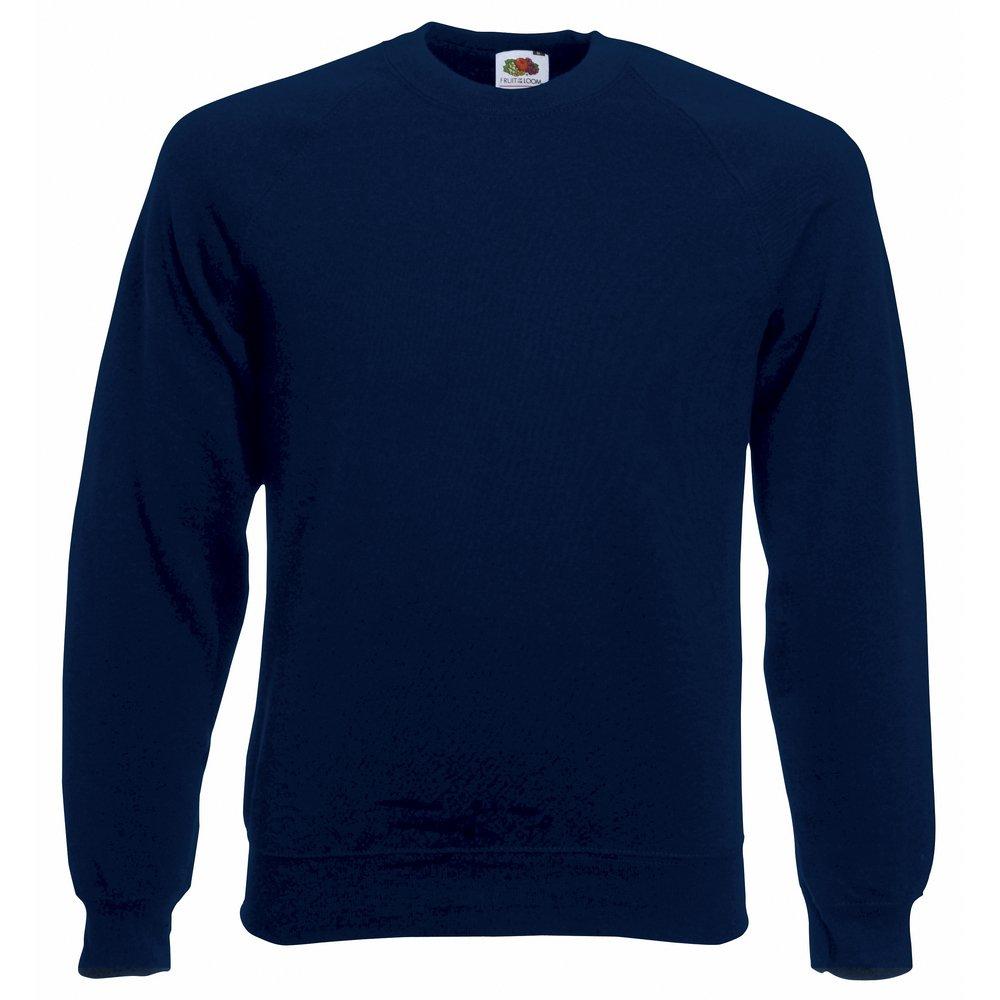 Fruit of the Loom Classic 80//20 Raglan Sweatshirt