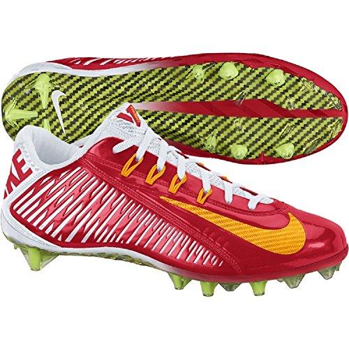 Nike Damp Carbon Elite Td Herre Fodbold Klamper Universitet Rød / Universitet Guld / Hvid GJIpk4SURi