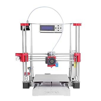 Aibecy Impresora 3D Kit DIY i3 P802Q 220 * 220 * 240mm Metal Fdm ...