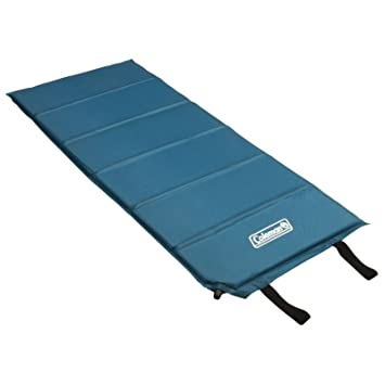 black self super deluxe wolf mat camp inflating mats