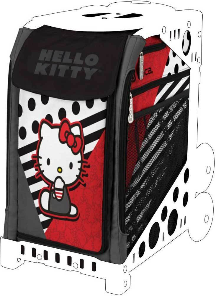 ZUCA Hello Kitty Sport Insert Bags (Frames Sold Separately) - Choose Your Design! (Pattern Play)