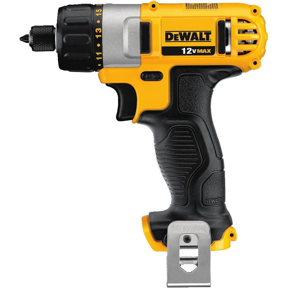 DEWALT DCF610B 12V Max Screwdriver 1/4'' (Tool Only) by DEWALT