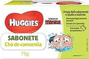 Huggies Sabonete em Barra Chá de Camomila, 75g