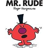 Mr. Rude (Mr. Men Classic Library)