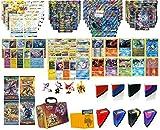 Pokemon Cards Ultra Super Premium Collection - 2 Secrets Rares 2 Full Art MEGAs, 2 Full Art GXs, 2 Full Art EXs, 10 Legendary Rares, 10 Rares, 4 Boosters, TopDeck Deck Box and Mini Binder