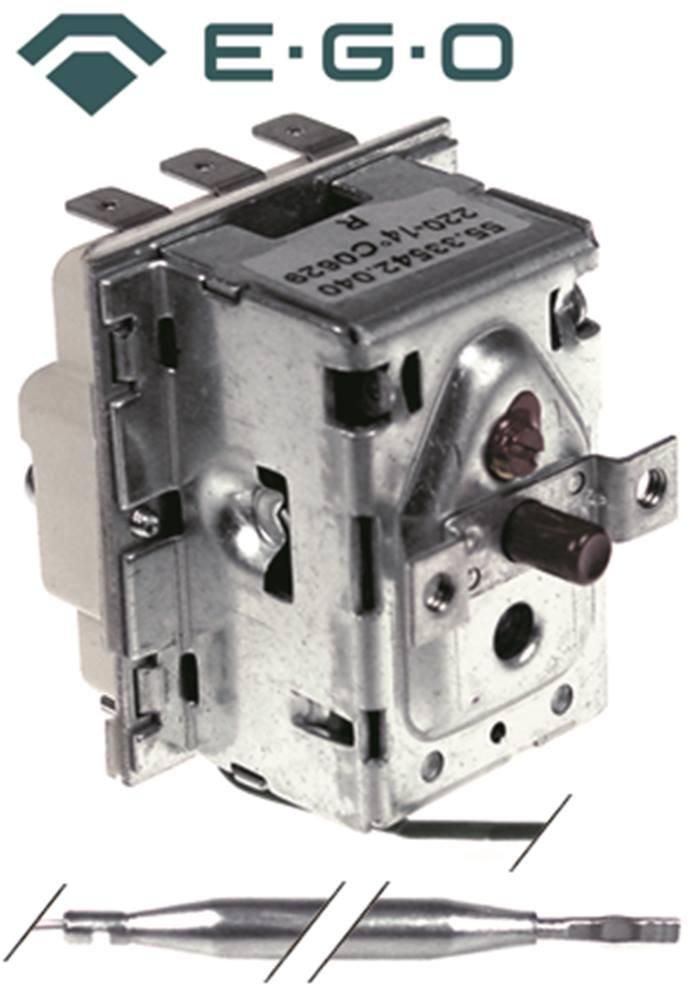 Thermostat de sécurité EGO Type 55.33542.040pour friteuse