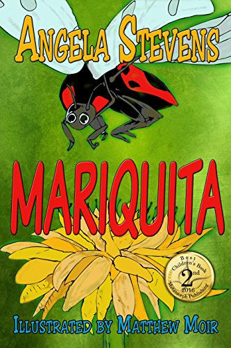 Book: Mariquita by Angela Stevens