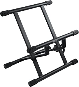 Gator Frameworks Adjustable Guitar Amp Stand; Fits Most Combo Amplifiers (GFW-GTR-AMP)
