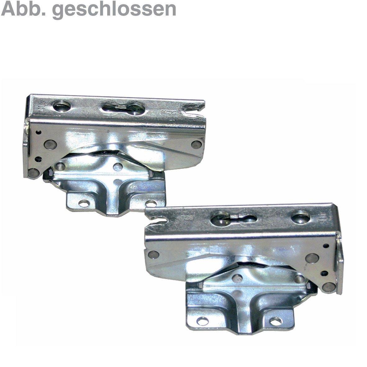 VIOKS T/ürscharnier T/ürscharnier-Einbau Scharnier T/ürscharnier-Set wie Bosch Siemens 00481147