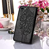 Compatible for iPhone 8 Plus Wallet Case,iPhone 7