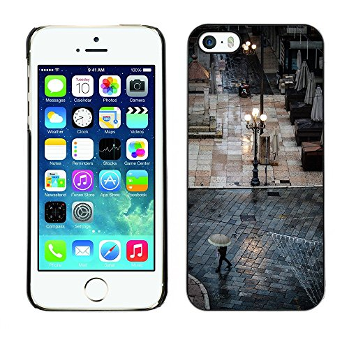 Hülle Case Schutzhülle Cover Premium Case // F00000254 draussen // Apple iPhone 5 5S 5G