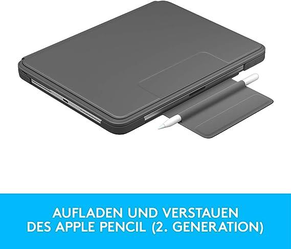 Logitech 920 009153 Slim Folio Ipadpro12.9 Grafiet (Uk