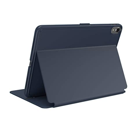 huge selection of fa8f4 69a2c Speck Products Compatible Case for Apple iPad 9.7-inch (2017/2018, also  fits 9.7-inch iPad Pro, iPad Air 2/Air), Balance FOLIO Case and Stand,  Marine ...