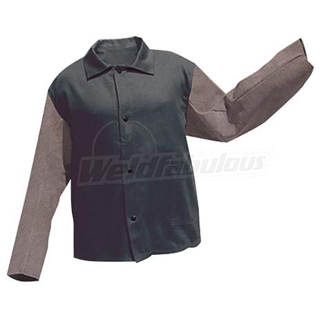 Tillman 9730 mediano pantalón fr/FR7 A Dual por infrarrojos retardante de llama soldadura Jac