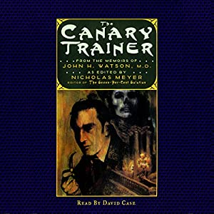 The Canary Trainer Audiobook