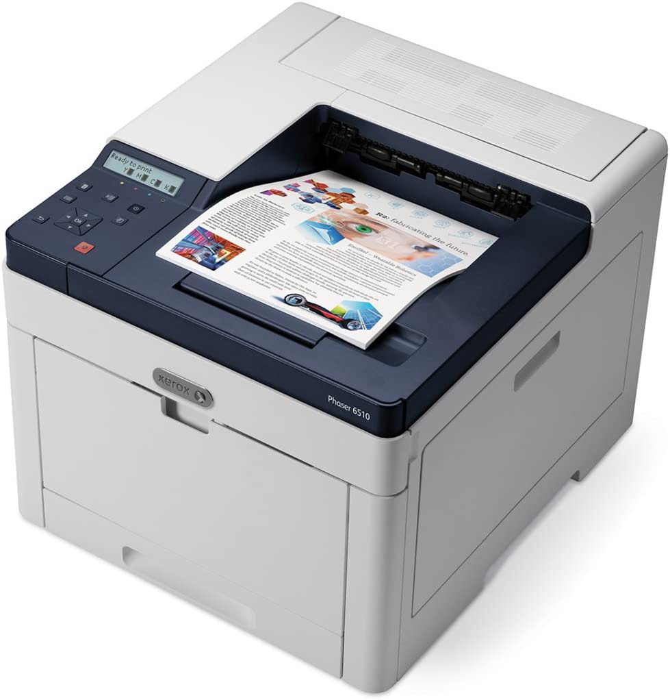 Xerox Phaser 6510/DNI Color Printer, Amazon Dash Replenishment Ready