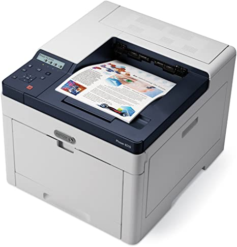 Xerox Phaser 6510/DNI Color Printer, Amazon Dash Replenishment Enabled