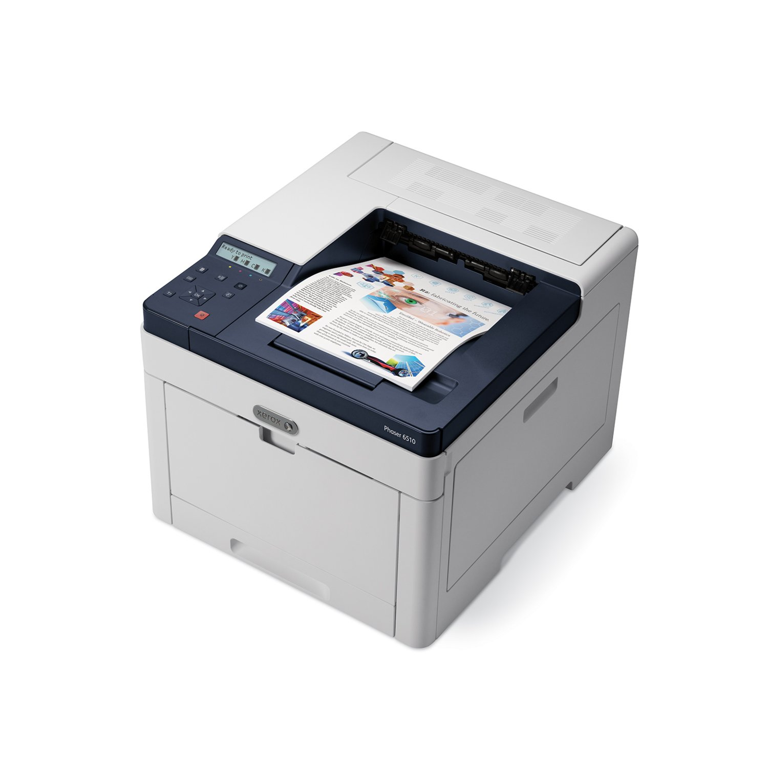Xerox Phaser 6510/DN Color Printer, Amazon Dash Replenishment Enabled by Xerox