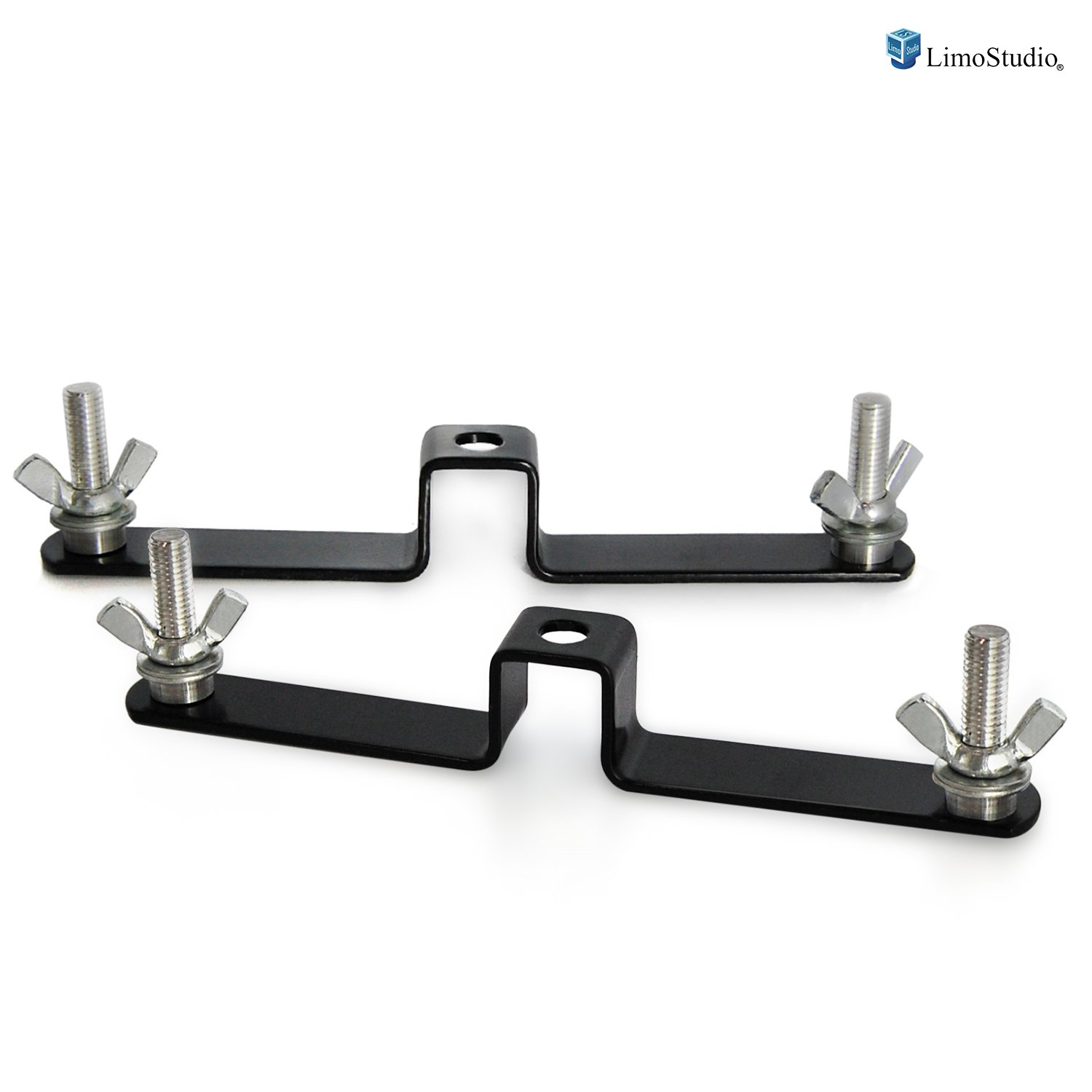 LimoStudio Photo Studio Backgdrop Support Cross Bar Mounting Hardware Set, AGG1258 by LimoStudio