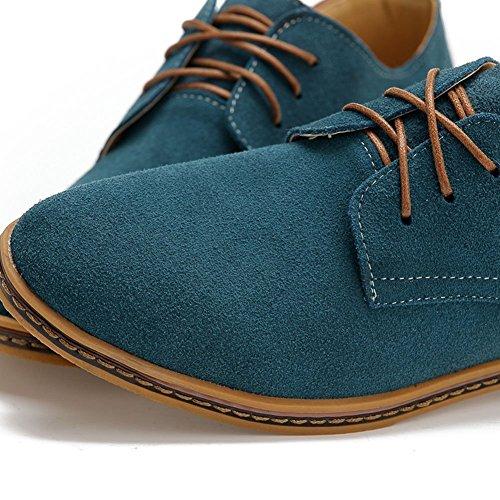Fangsto Shoes, Herren Schuhe , Multicolor - grün - Größe: 41 EU