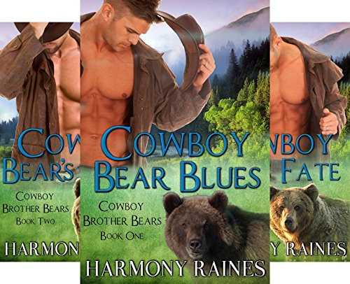 Cowboy Brother Bears (3 Book Series)