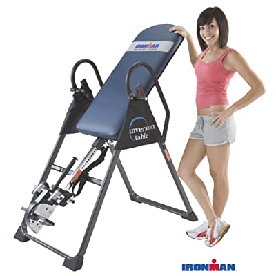 IRONMAN Gravity 4000 Highest Weight Capacity Inversion Table review