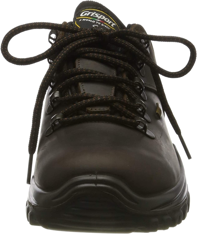 Grisport Women's Dartmoor Hiking Shoe Brown