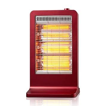 XQ Calentador de Horno de Infrarrojos lejanos de Fibra de Carbono al Horno Estufa baño Mudo de Doble Uso Ahorro de energía 900W (Color : 1): Amazon.es: ...