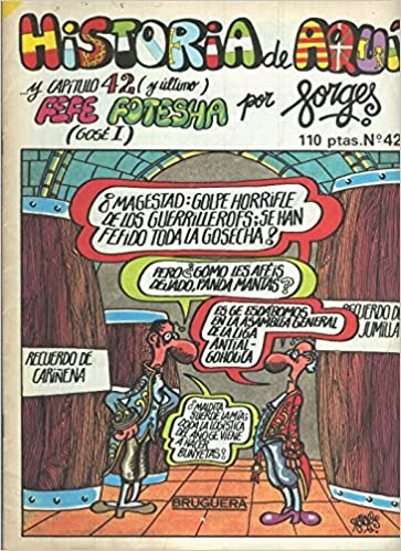 Historia de Aqui numero 42: Jose I: Amazon.es: Forges: Libros