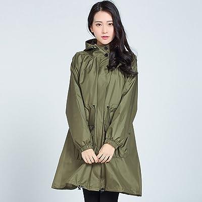Vestes anti-pluie QFF Imperméable Femelle Adulte Lovely à pied étanche coupe-vent Longueur ultra-léger Poncho Thin Fashion