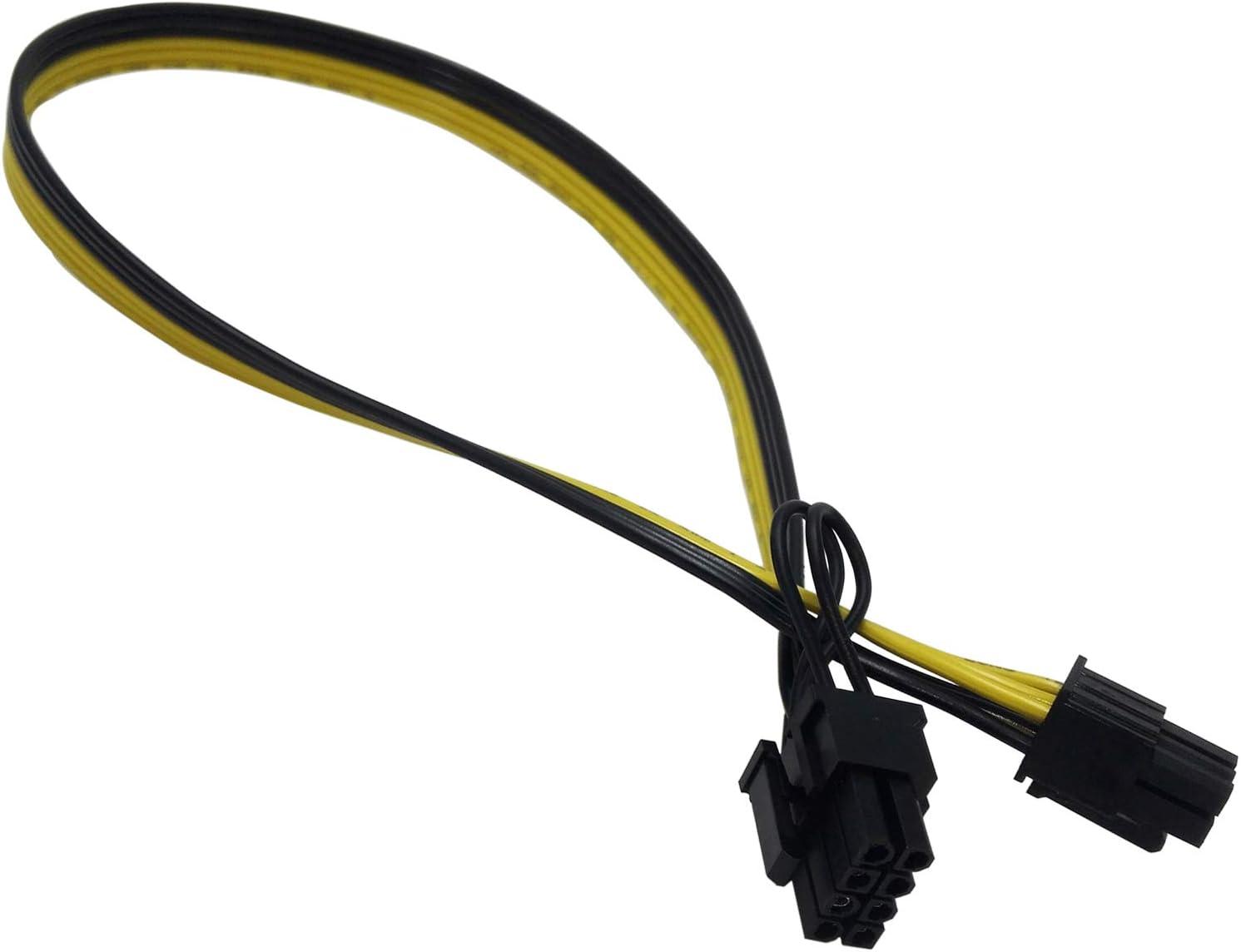 Comeap 6 Pin Männlich Zu 8 Pin Pci Express Leistung Elektronik