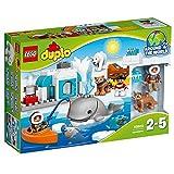 LEGO DUPLO Ville - 10803 - Les Animaux De L'arctique