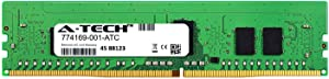 A-Tech 4GB Replacement for HP 774169-001 - DDR4 2133MHz PC4-17000 ECC Registered RDIMM 1rx8 1.2v - Single Server Memory Ram Stick (774169-001-ATC)