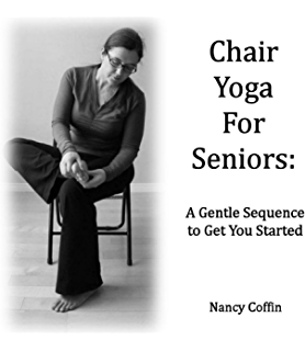 photo about Chair Yoga for Seniors Printable identify : Chair Yoga: Sit, Extend, and Improve Your