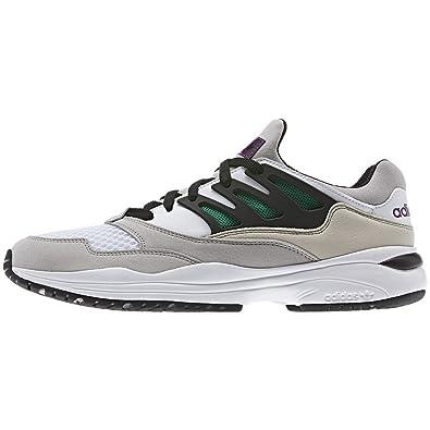 999f16a90 Adidas - Torsion Allegra - D65485 - Color  Black-Grey-White - Size  9.5   Amazon.co.uk  Shoes   Bags