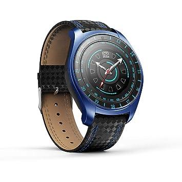 Reloj Inteligente Tarjeta Independiente Impermeable IP68 Fitness Tracker Cronómetro Monitor Sueño Monitor Ritmo Cardíaco Podómetro Contador De Caloría ...