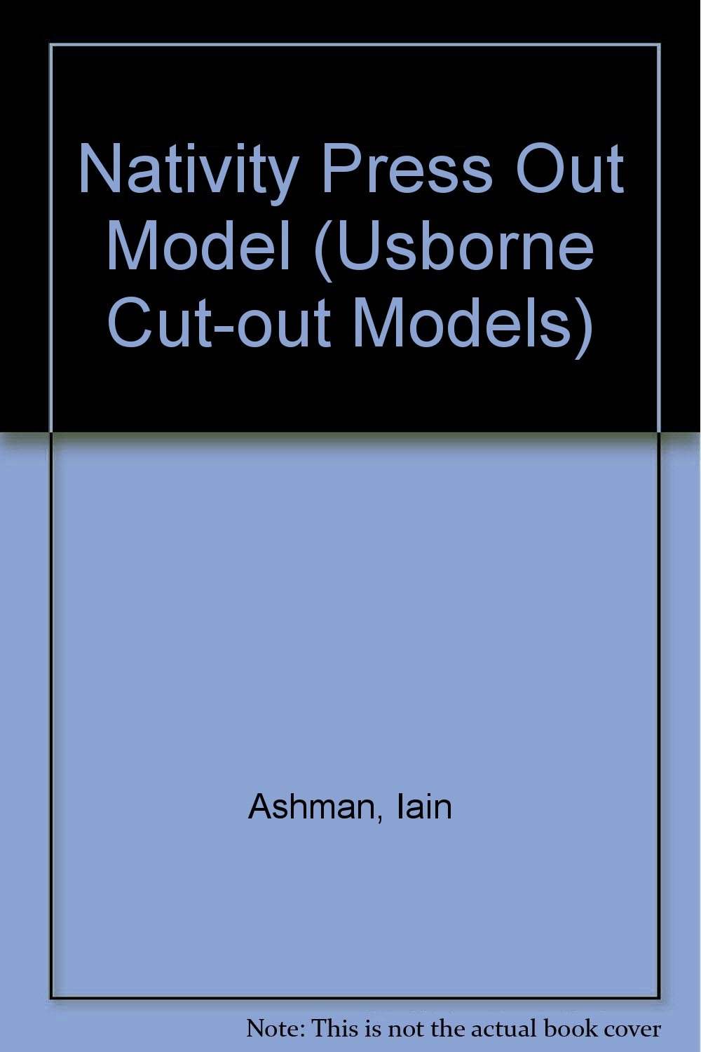 Download Usborne Nativity Press-Out Model (Usborne Cut-out Models) PDF